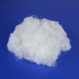 Degummed Silk